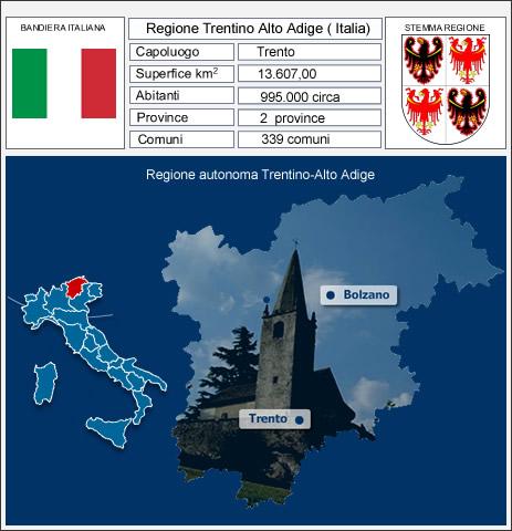 Centro Disintossicazione Crack Trentino-Alto Adige